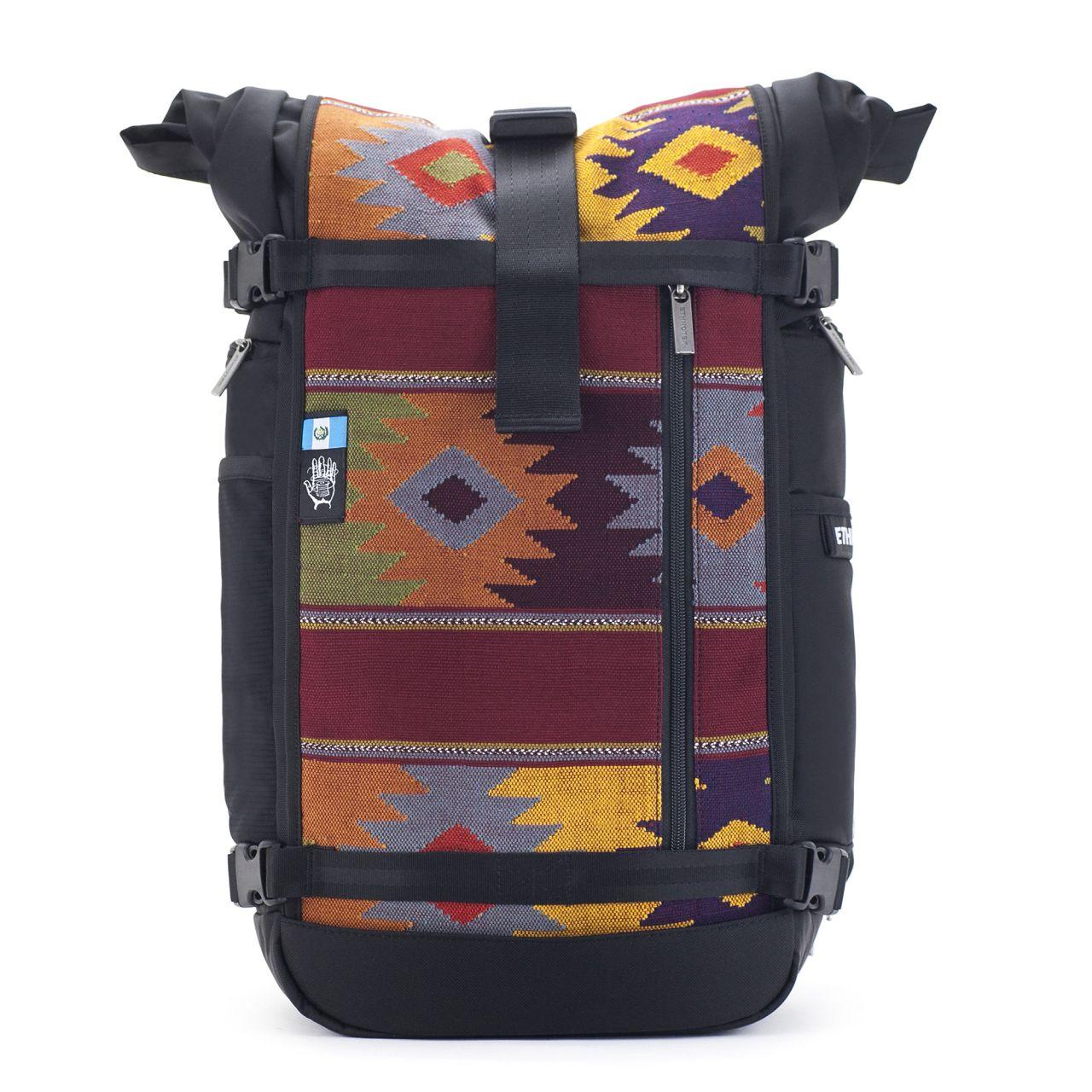 Ethnotek Raja Reise Rucksack 46 mit Classic Thread Guatemala 5