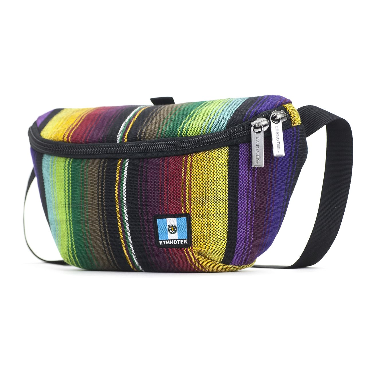 Ethnotek Bagus Bum Bag S Guatemala 1