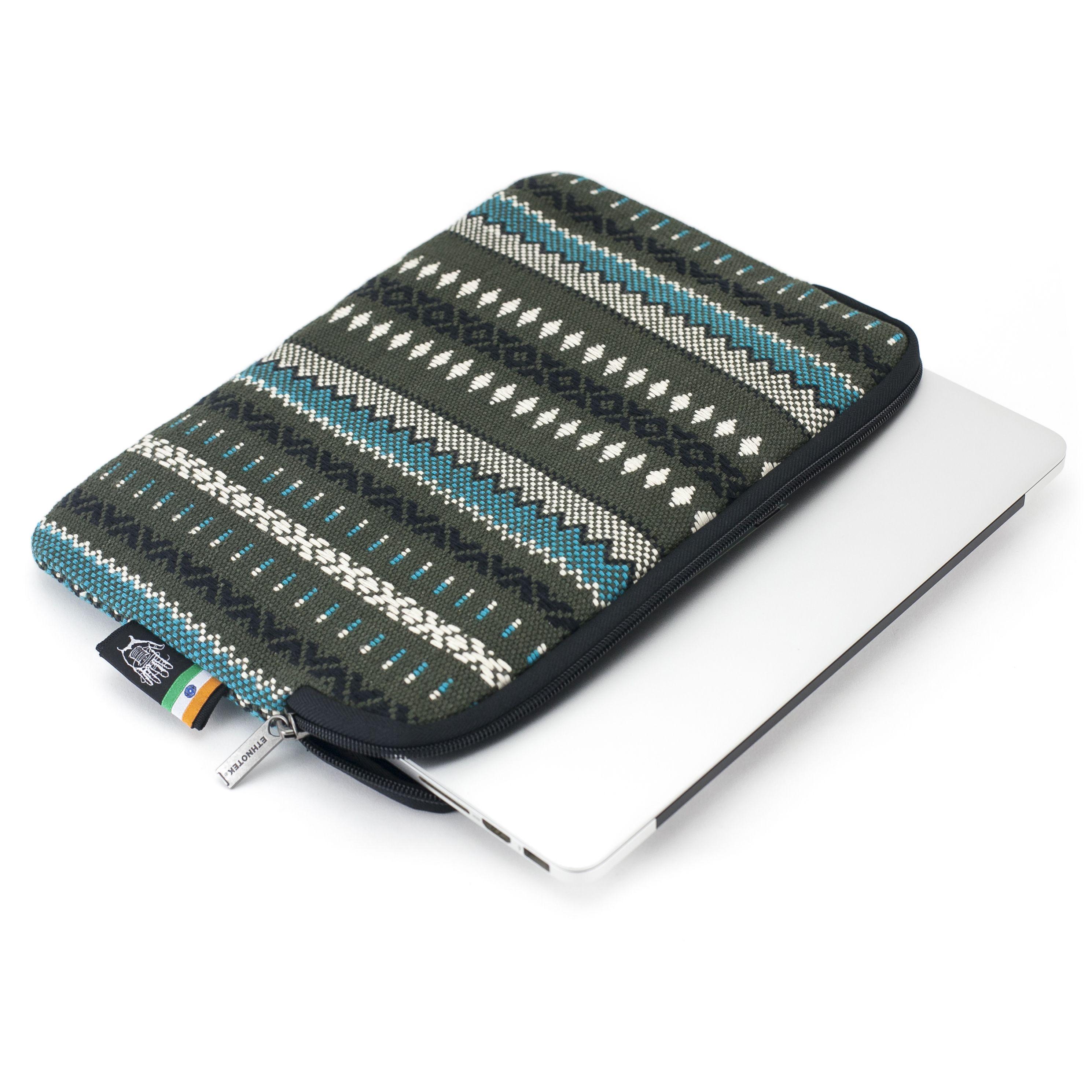 Kumba Laptop Sleeve 13 Viva con Agua Grey