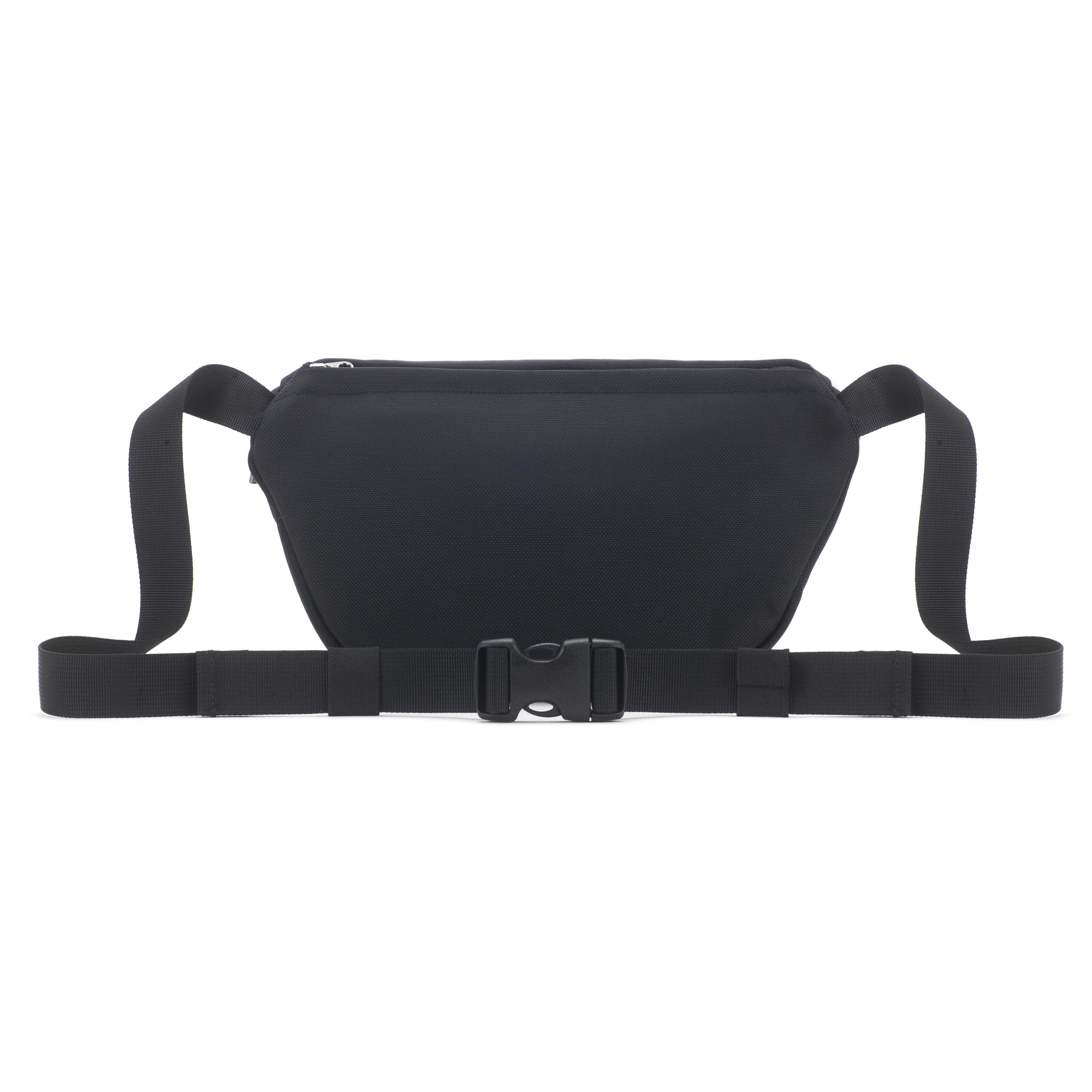 Bagus Bum Bag Bauchtasche Ballistic Black