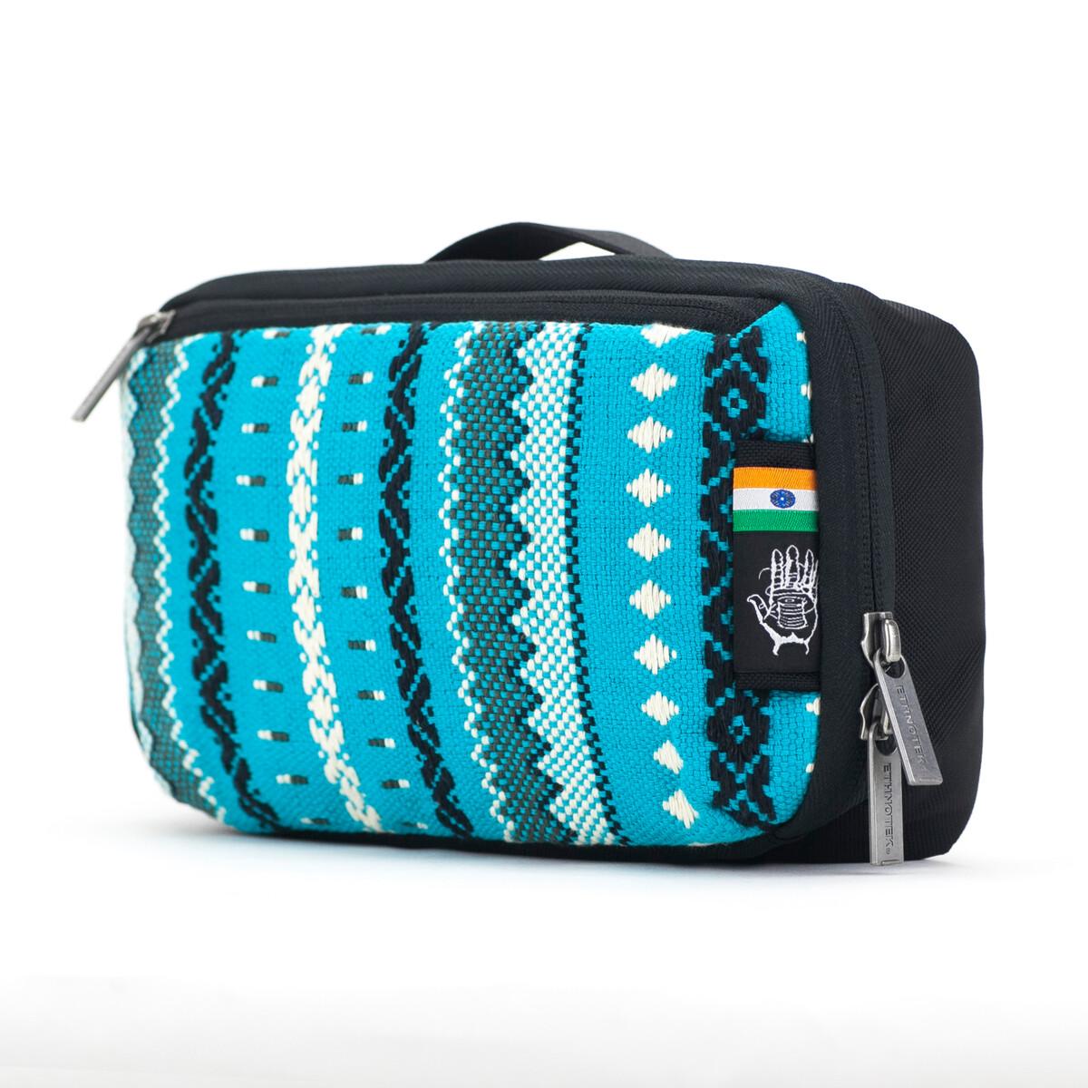 Ethnotek Coyopa Zip Kit Organizer India 19