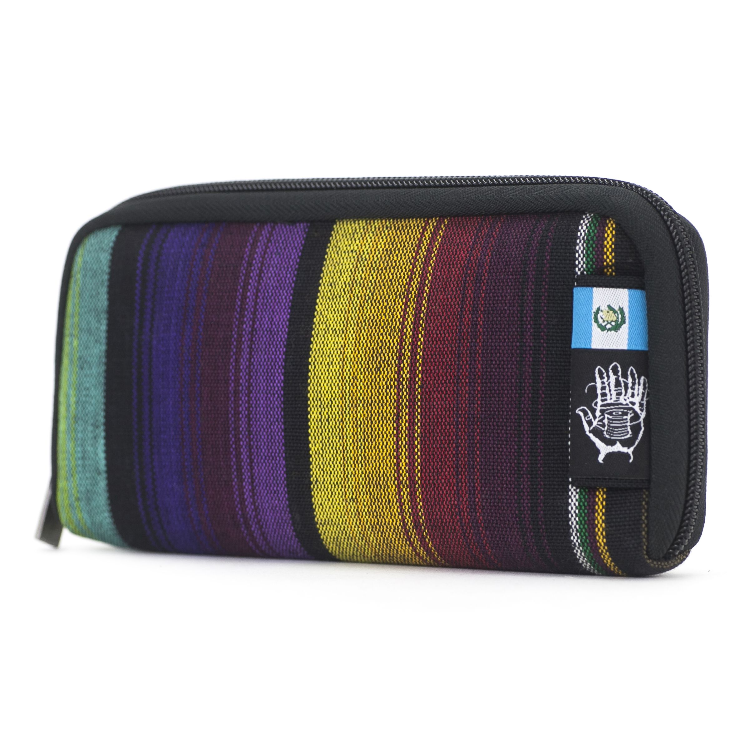 Chiburi Accordion Wallet RFID Block Guatemala 1