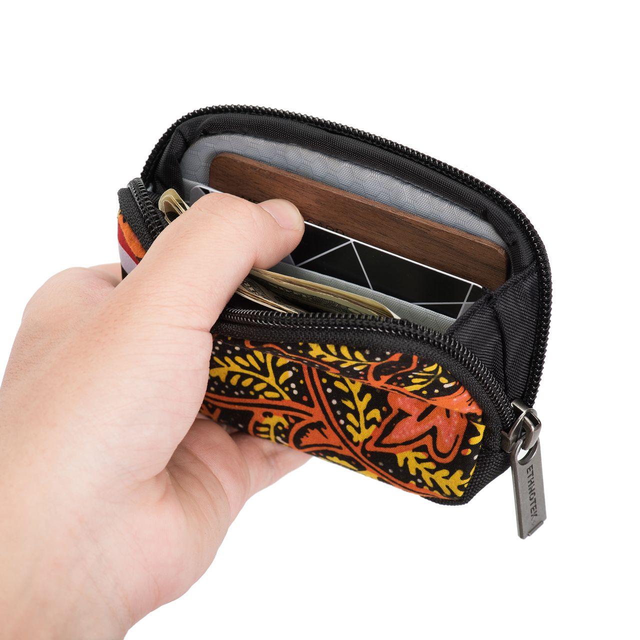 Coyopa Pouch Geldbörse RFID Block Indonesia 14