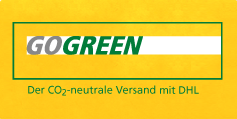 DHL Go Green ( klimaneutraler Versand )