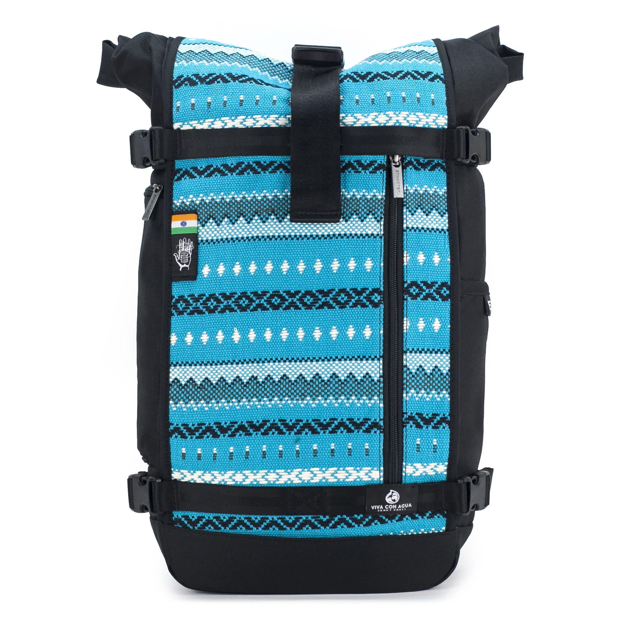 Raja Lite Ecopack 30 Viva con Agua Blue
