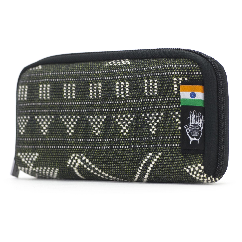 Chiburi Accordion Wallet RFID Block India 19